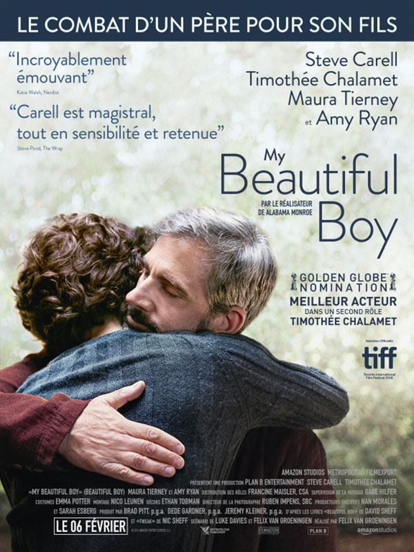 affiche du film My Beautiful boy