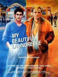affiche du film My Beautiful Laundrette