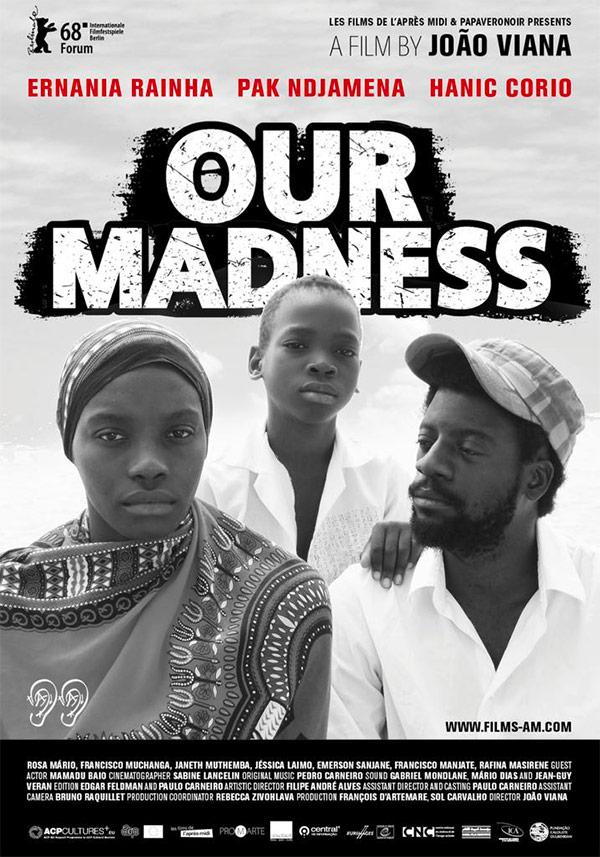 affiche du film Notre Folie (Our madness)