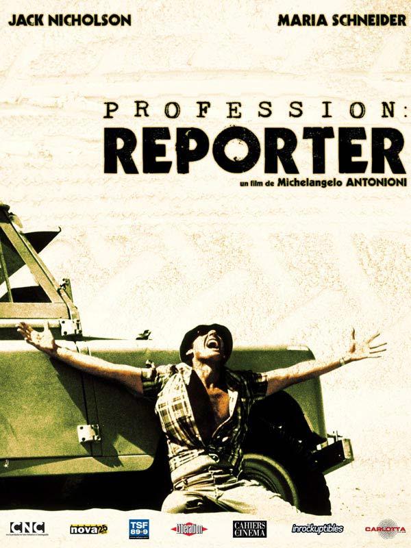 Profession Reporter (Professione : reporter)