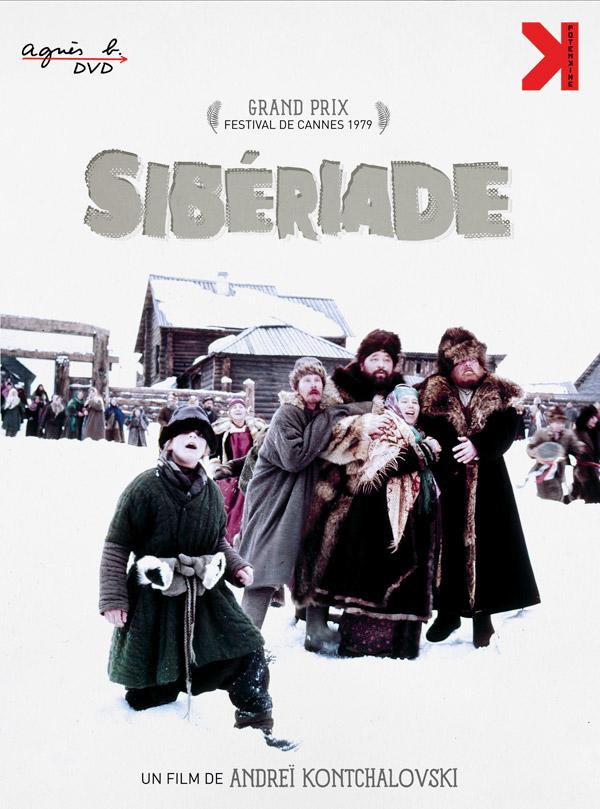 affiche du film Sibériade
