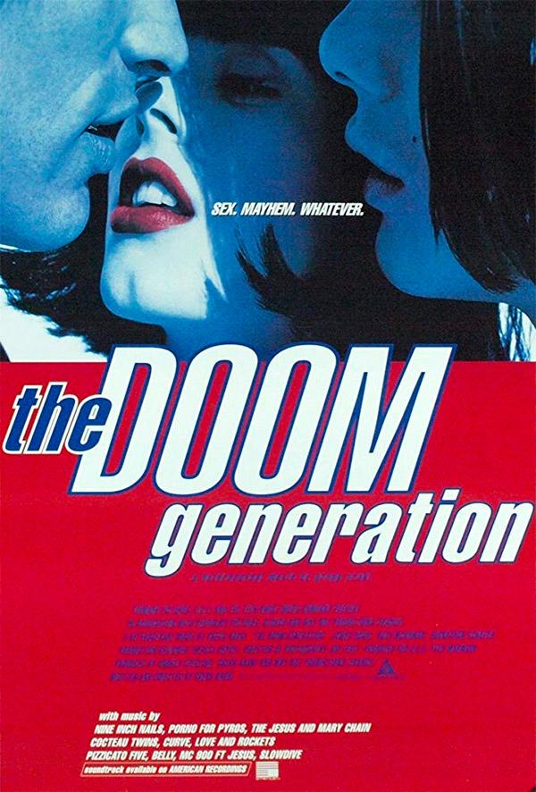 affiche du film The Doom Generation