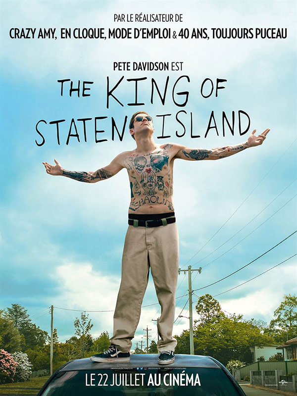 affiche du film The King of Staten island