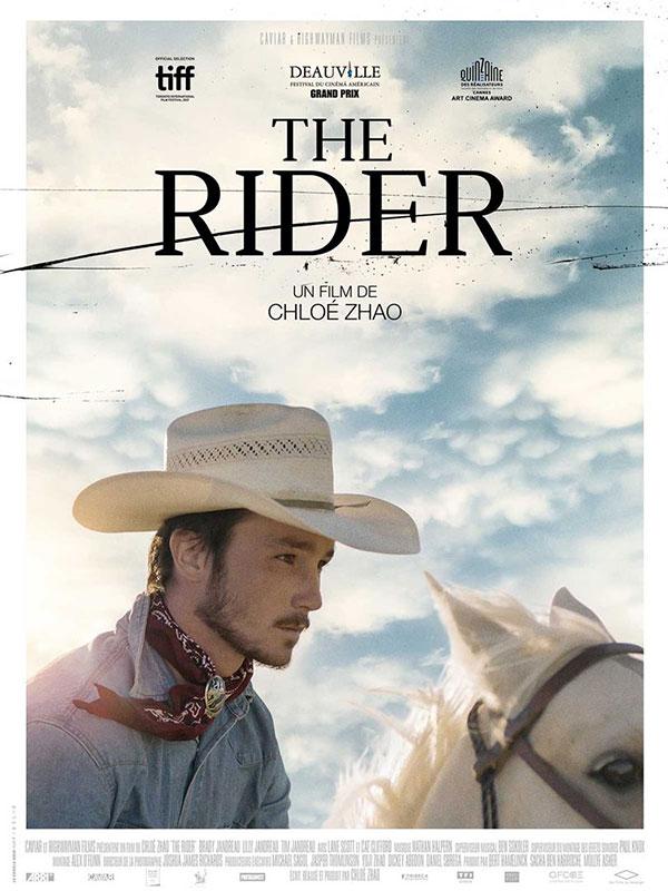 affiche du film The Rider
