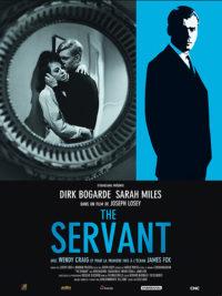 affiche du film The Servant