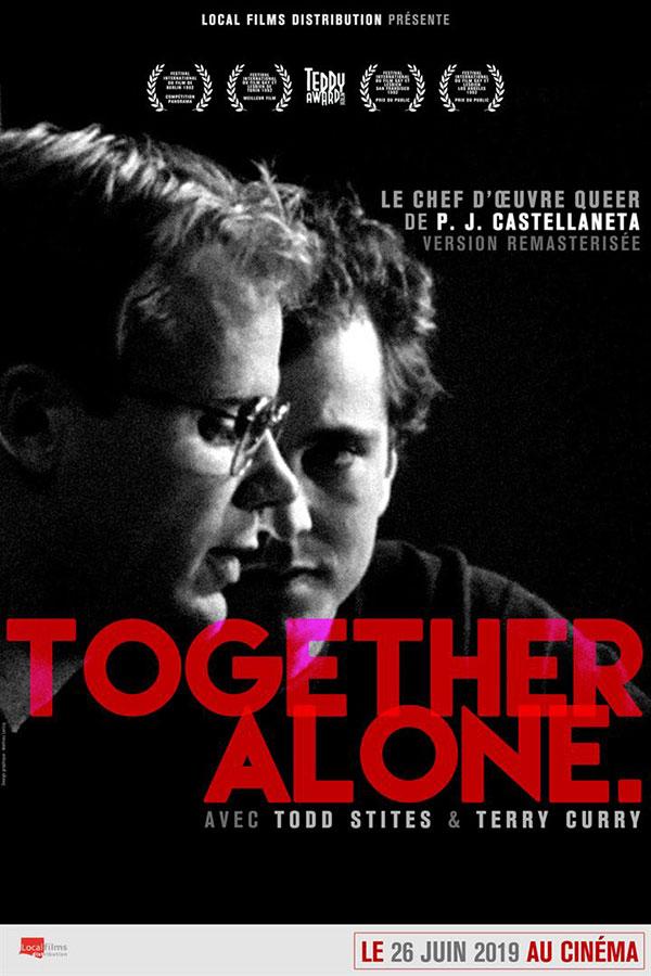 affiche du film Together alone