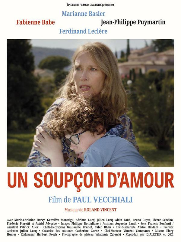 affiche du film Un Soupçon d'amour