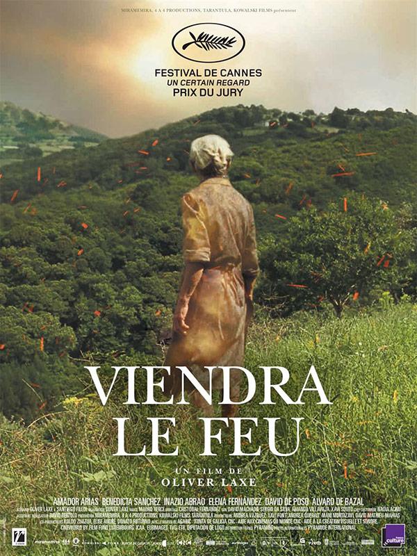 affiche du film Viendra le feu (O que arde)