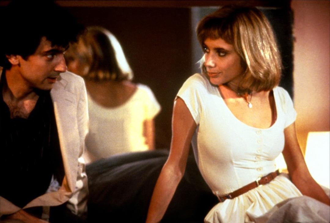 Griffin Dunne, Rosanna Arquette dans After Hours