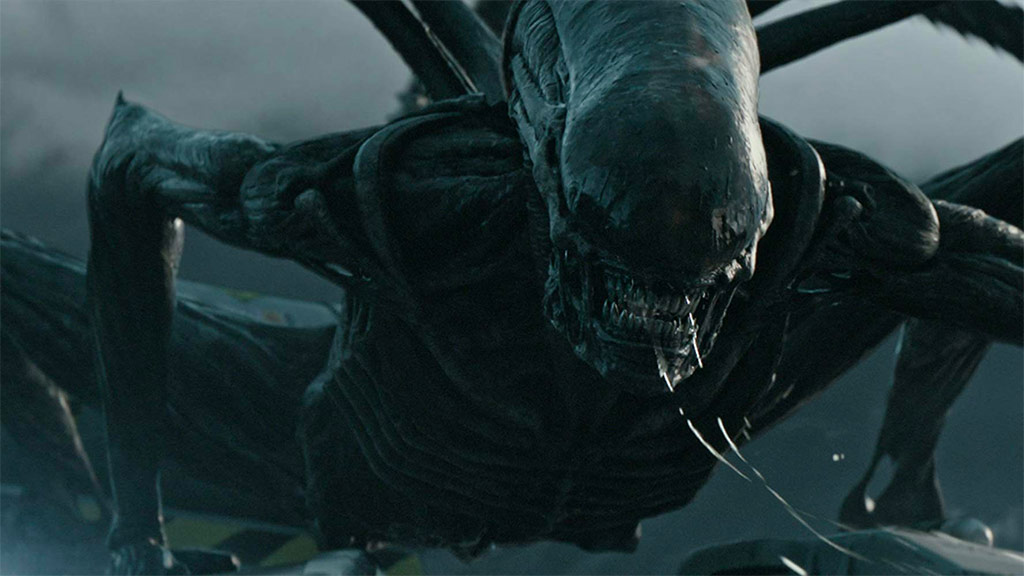 Goran D. Kleut dans Alien: Covenant