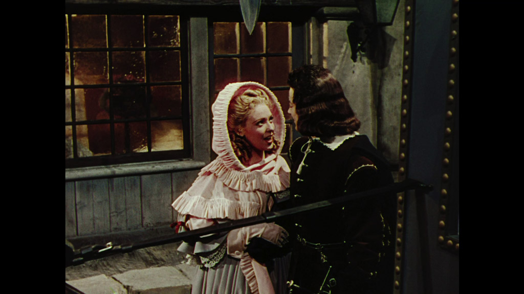 Linda Darnell dans Ambre