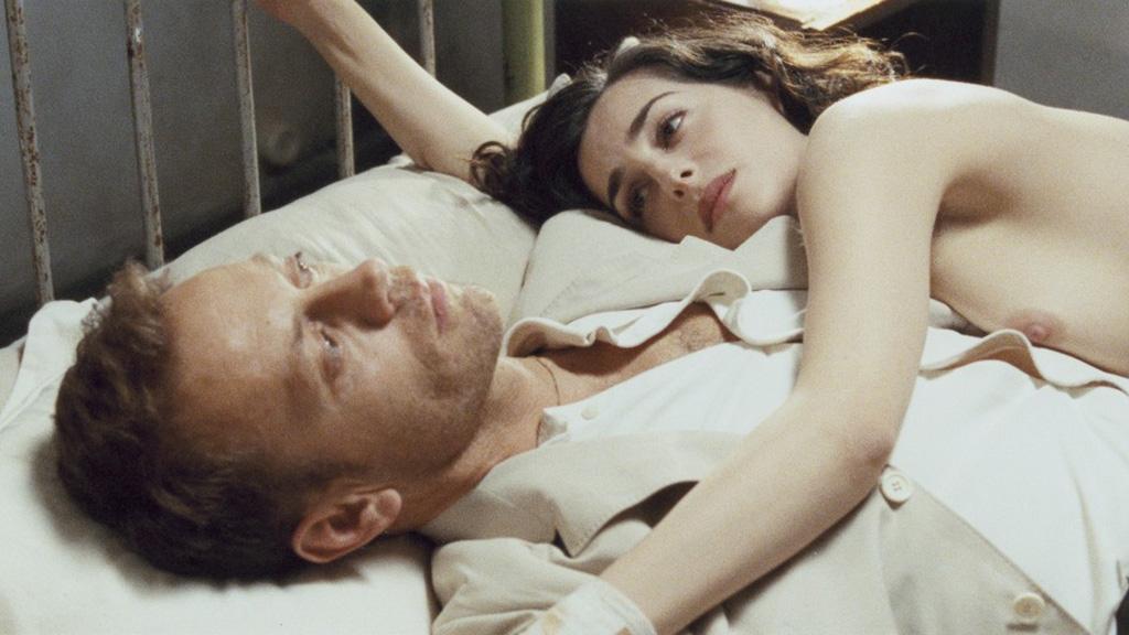 Amira Casar, Rocco Siffredi dans Anatomie de l'enfer