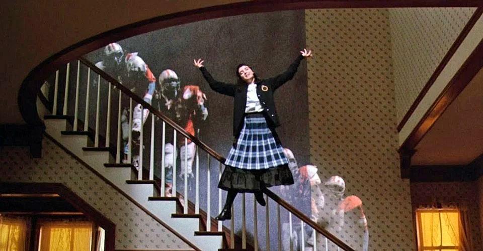 Winona Ryder dans Beetlejuice