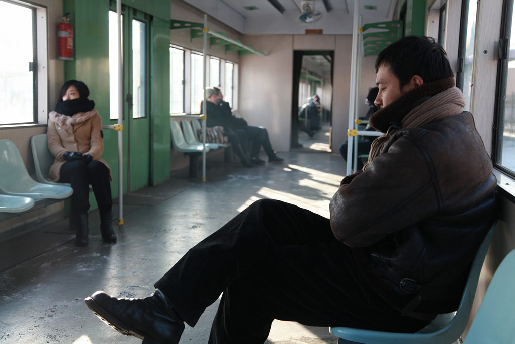 Gwei Lun Mei, Liao Fan dans Black coal