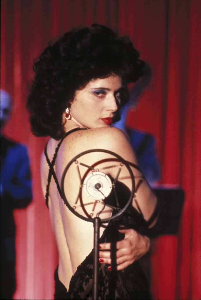 Isabella Rossellini dans Blue Velvet