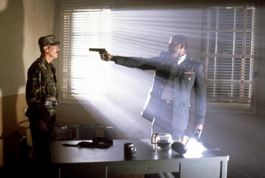 Forest Whitaker dans Body Snatchers