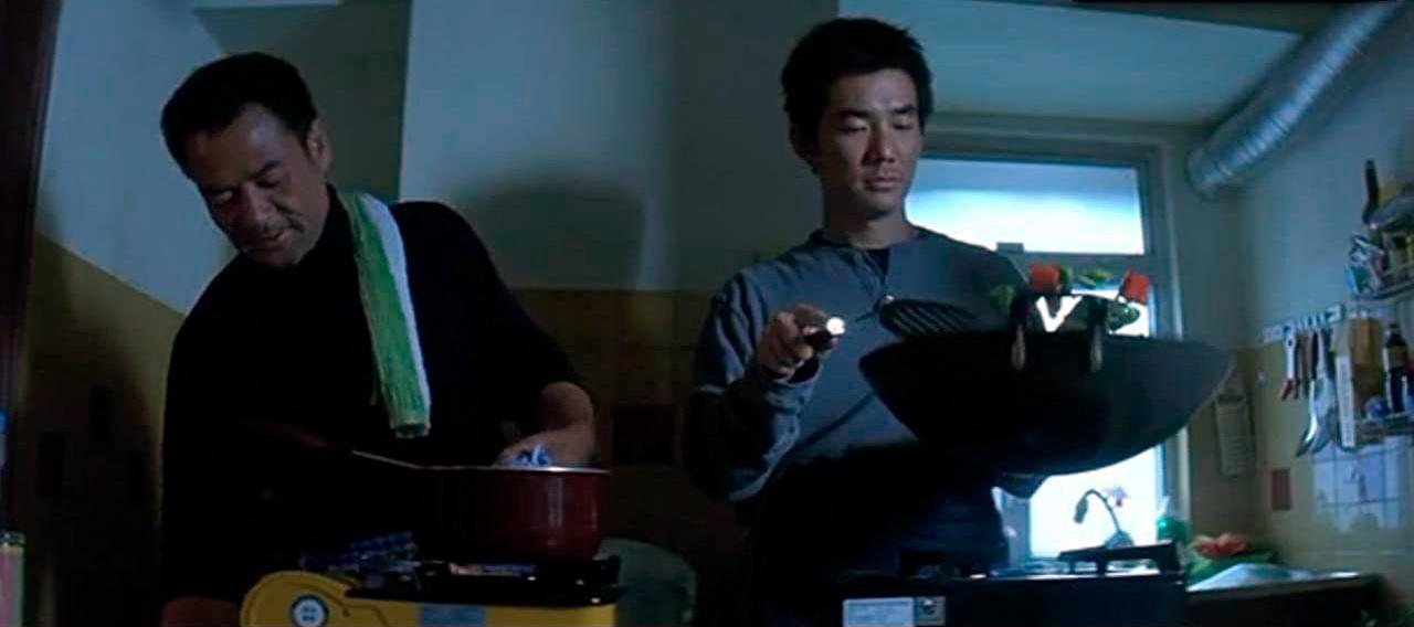 Richie Jen, Yong You dans Breaking News