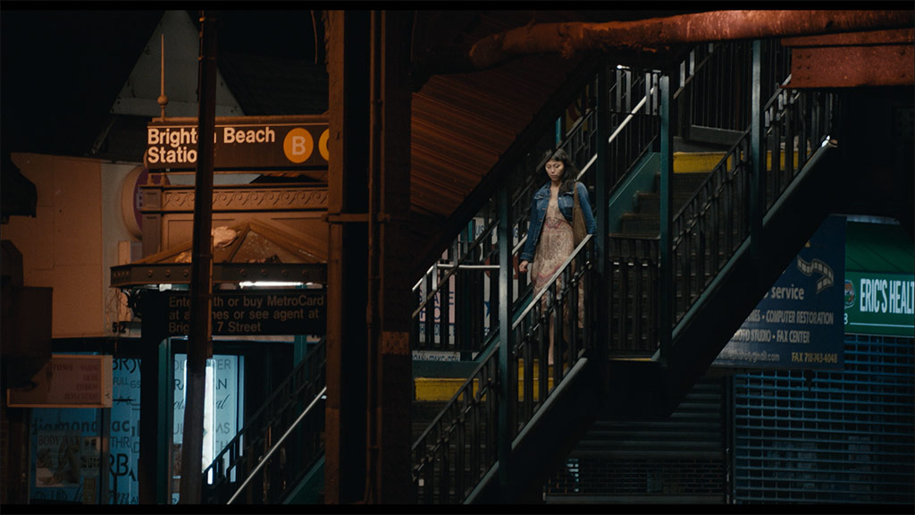 Isabel Sandoval dans Brooklyn secret