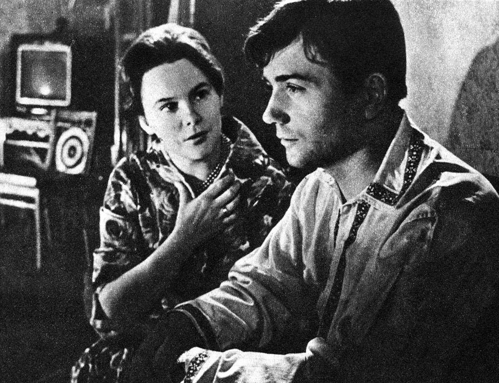 Leonid Kuravlev, Lydia Chaschina dans C'est l'histoire d'un gars