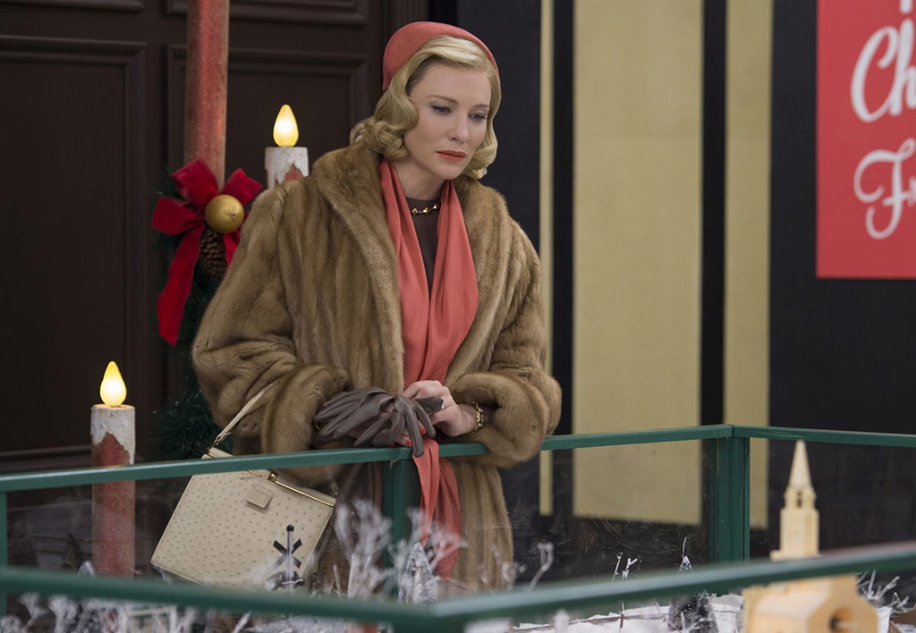 Cate Blanchett dans Carol