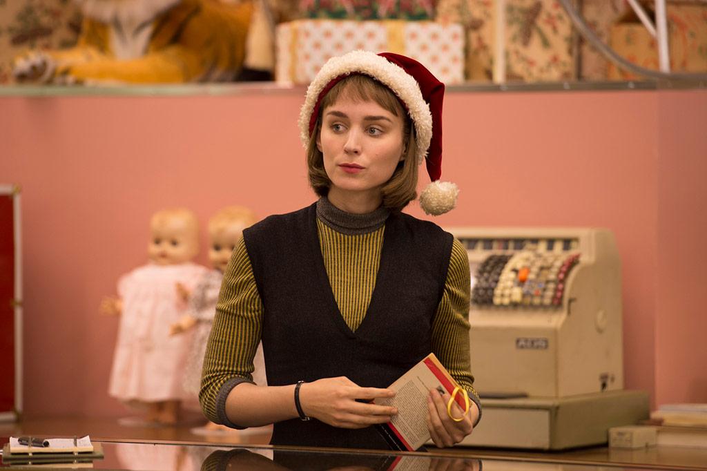 Rooney Mara dans Carol