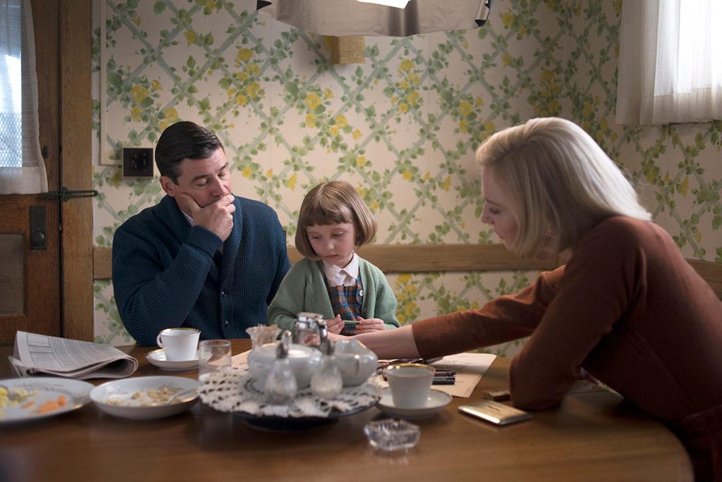 Kyle Chandler, Cate Blanchett dans Carol
