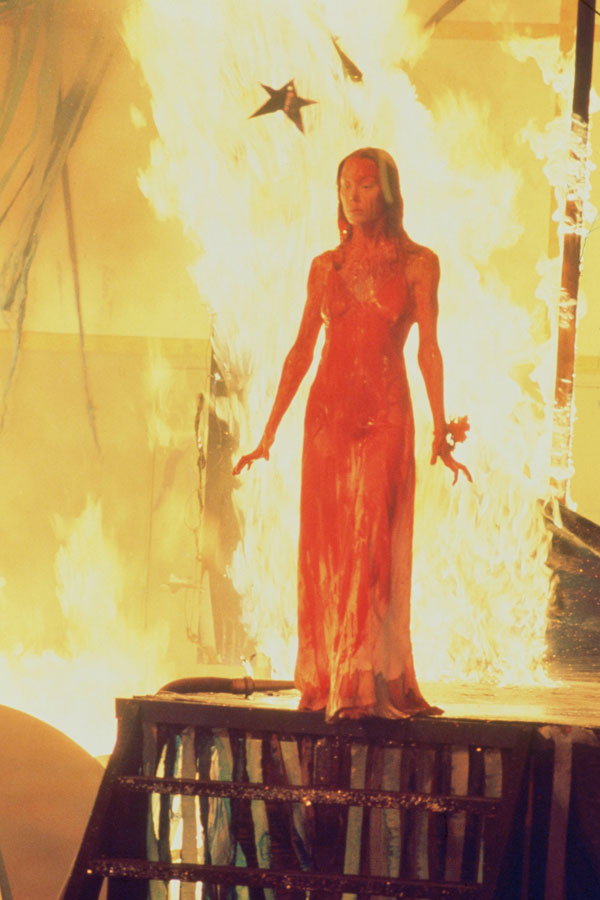 Piper Laurie dans Carrie