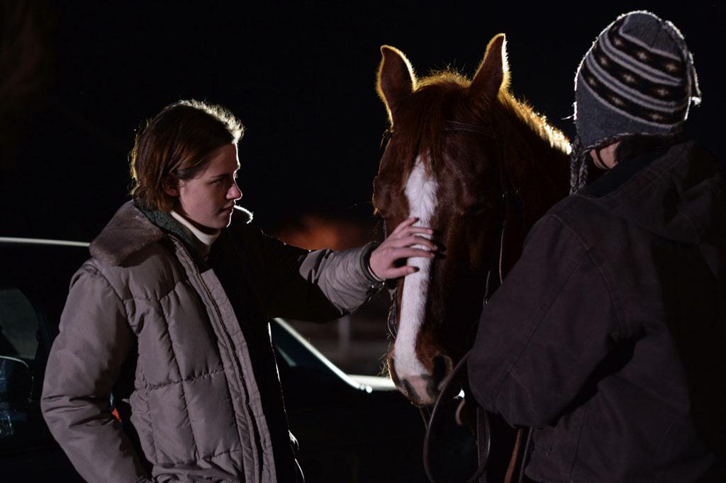Kristen Stewart, Lily Gladstone dans Certaines femmes