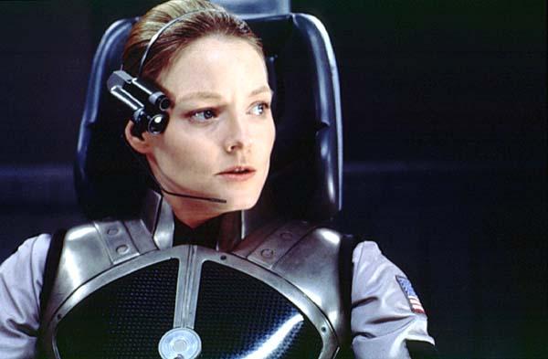 Jodie Foster  dans Contact