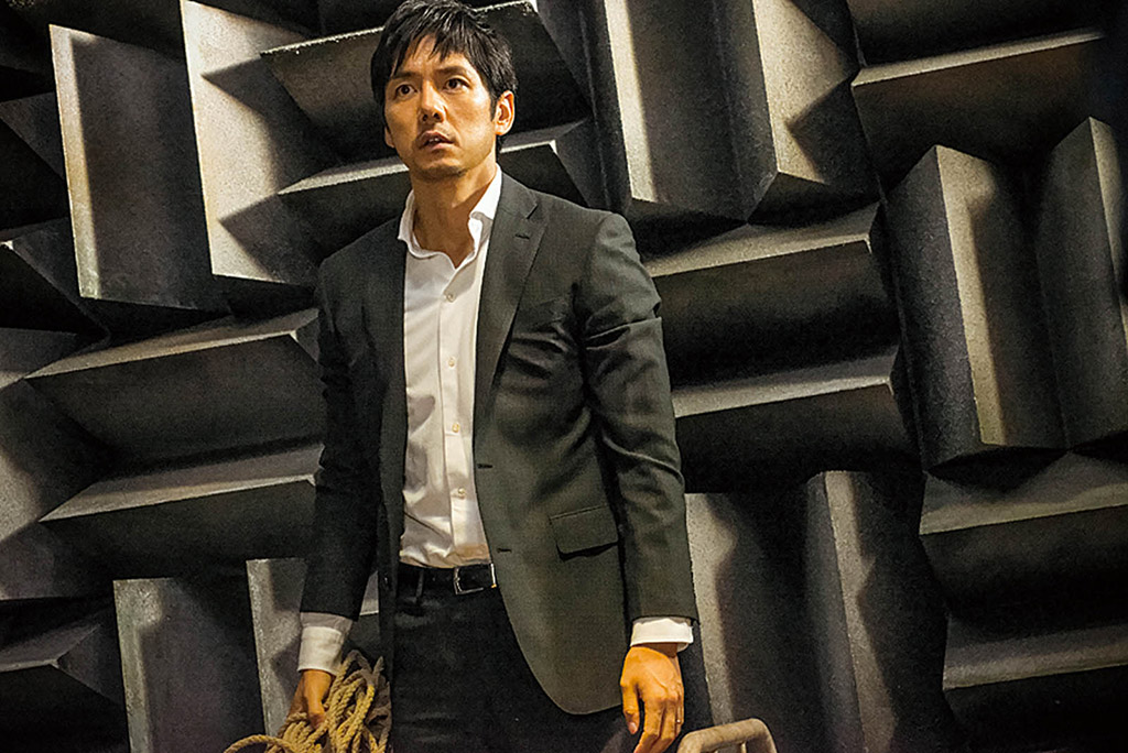 Hidetoshi Nishijima dans Creepy