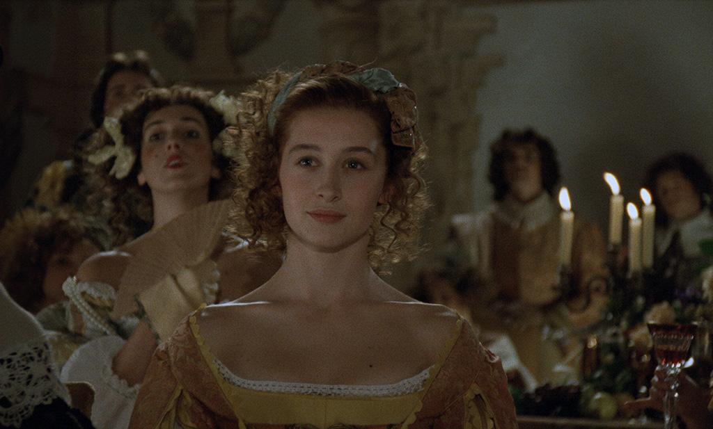 Anne Brochet dans Cyrano de Bergerac