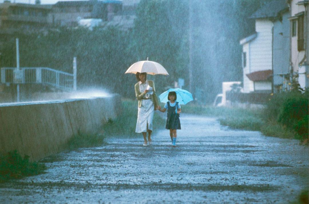 Hitomi Kuroki, Rio Kanno dans Dark water