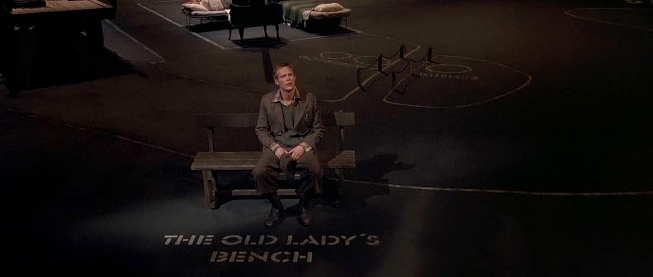 Paul Bettany dans Dogville