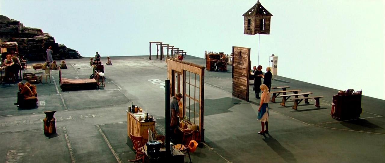 Nicole Kidman dans Dogville
