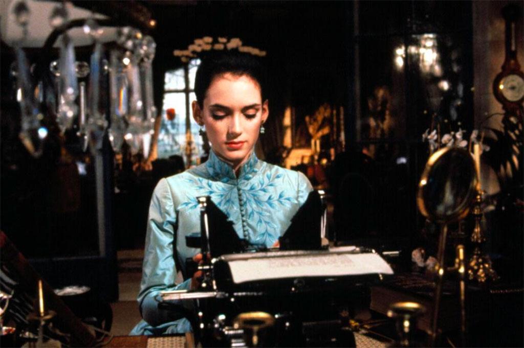 Winona Ryder dans Dracula