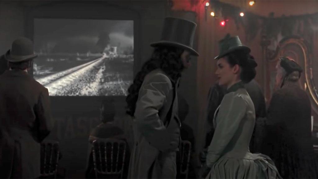 Gary Oldman, Winona Ryder dans Dracula