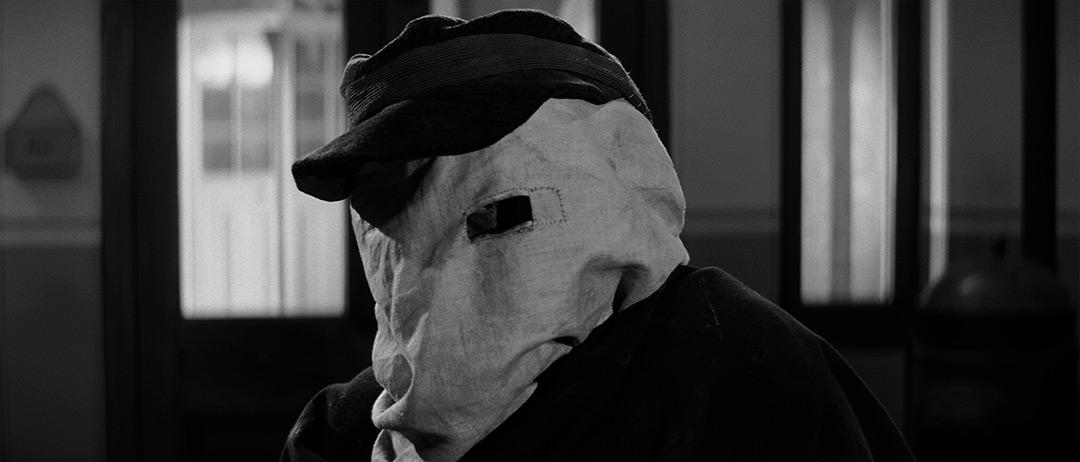 John Hurt dans Elephant Man