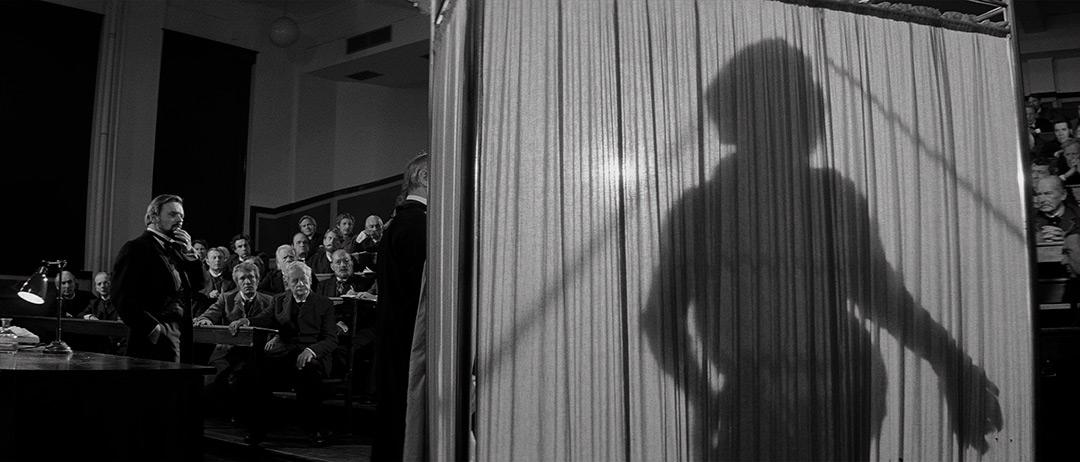 Anthony Hopkins, John Hurt dans Elephant Man