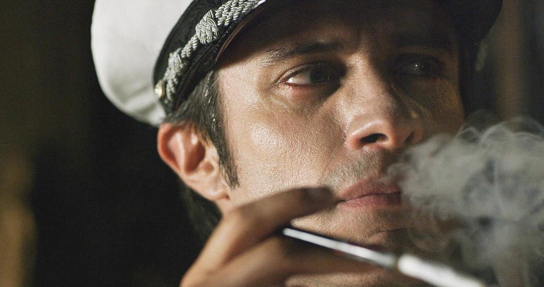 Gael García Bernal dans Eva ne dort pas