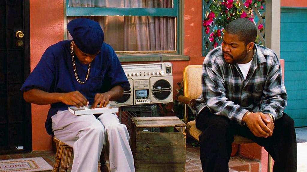 Chris Tucker, Ice Cube dans Friday