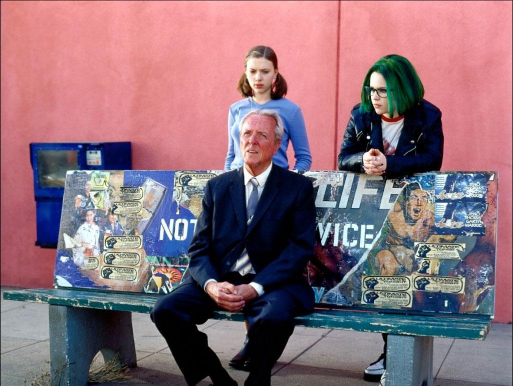 Thora Birch, Scarlett Johansson dans Ghost world