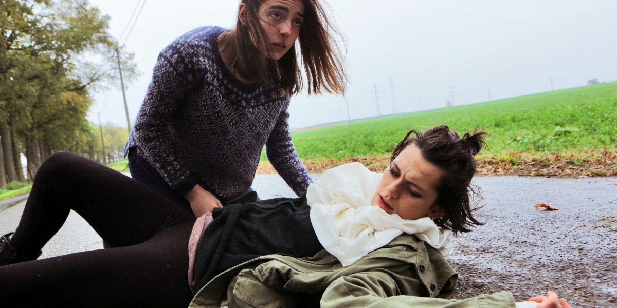 Ella Rumpf, Garance Marillier dans Grave