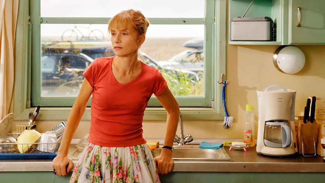 Isabelle Huppert dans Home