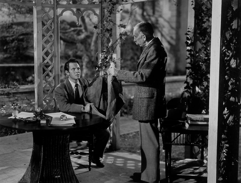 Louis Hayward dans House by the river