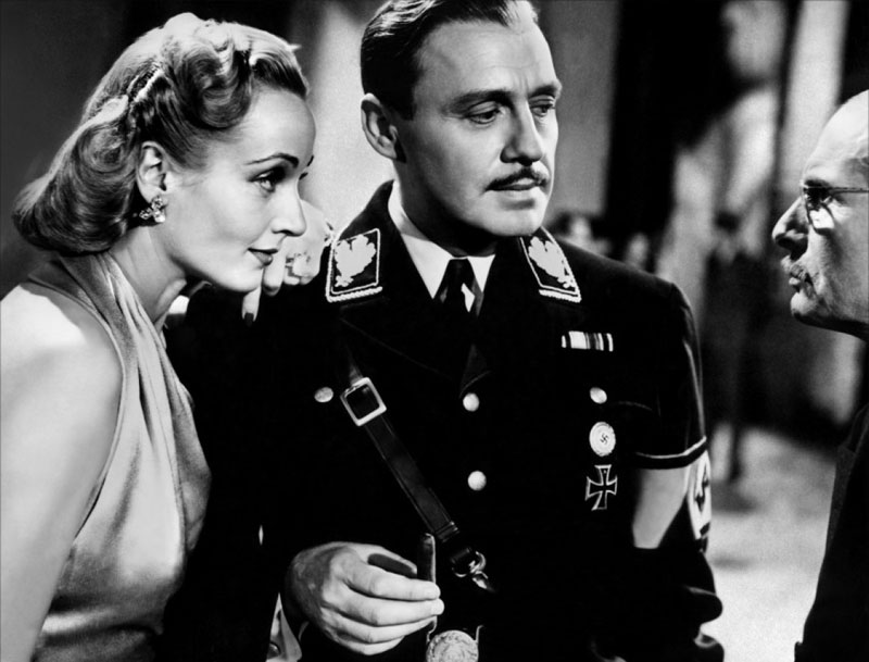 Carole Lombard, Jack Benny dans To Be or not to Be
