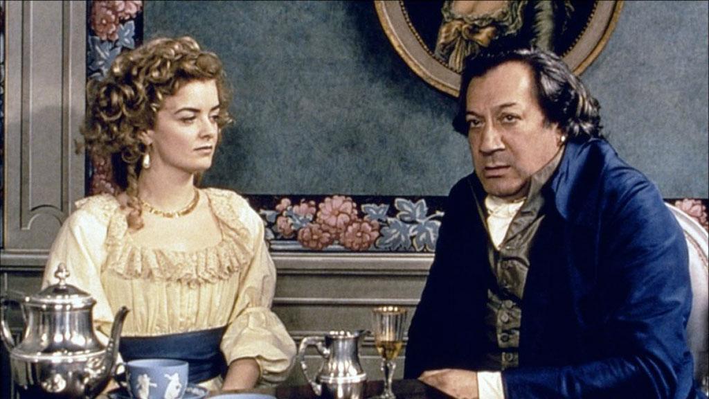 Lucy Russell, Jean-Claude Dreyfus dans L'Anglaise et le Duc