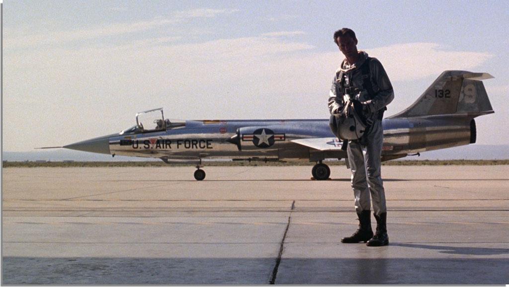 Sam Shepard dans L'Etoffe des héros