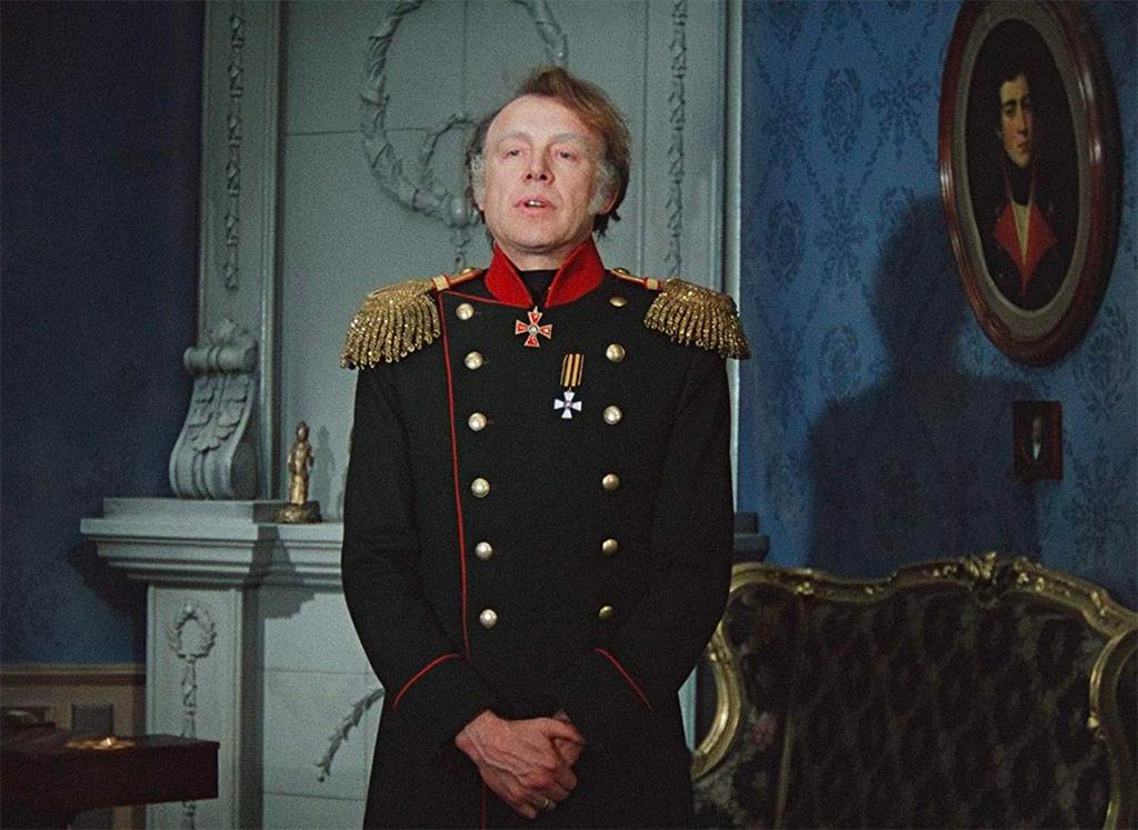 Innokentiy Smoktunovskiy dans L'Étoile d'un merveilleux bonheur