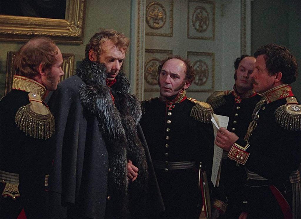 Aleksey Batalov, Viktor Terekhov dans L'Étoile d'un merveilleux bonheur