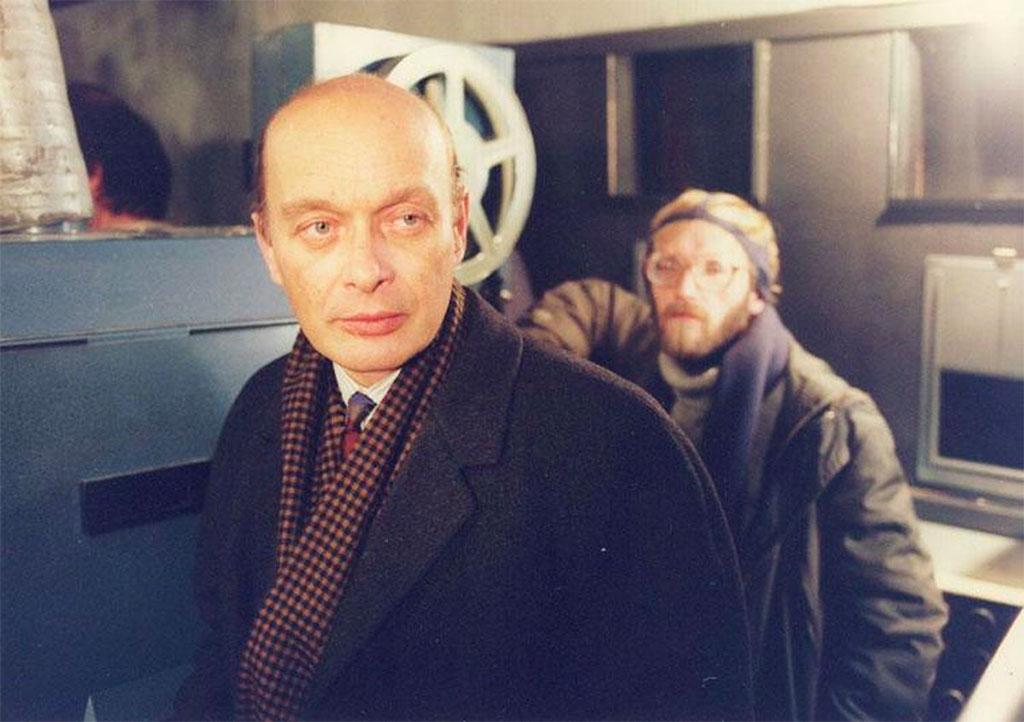 Artur Barcis, Aleksander Bednarz dans L'Evasion du cinéma liberté